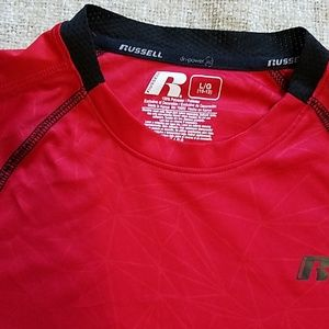 Russell Athletic Shirts & Tops - Russell Boys Red Shirt